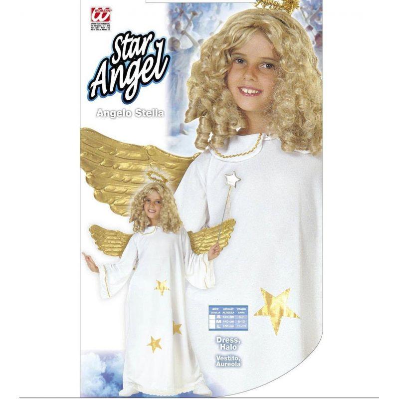 ... Widmann 38187 - Kostým anjel 140 M 9d2d7dccd89