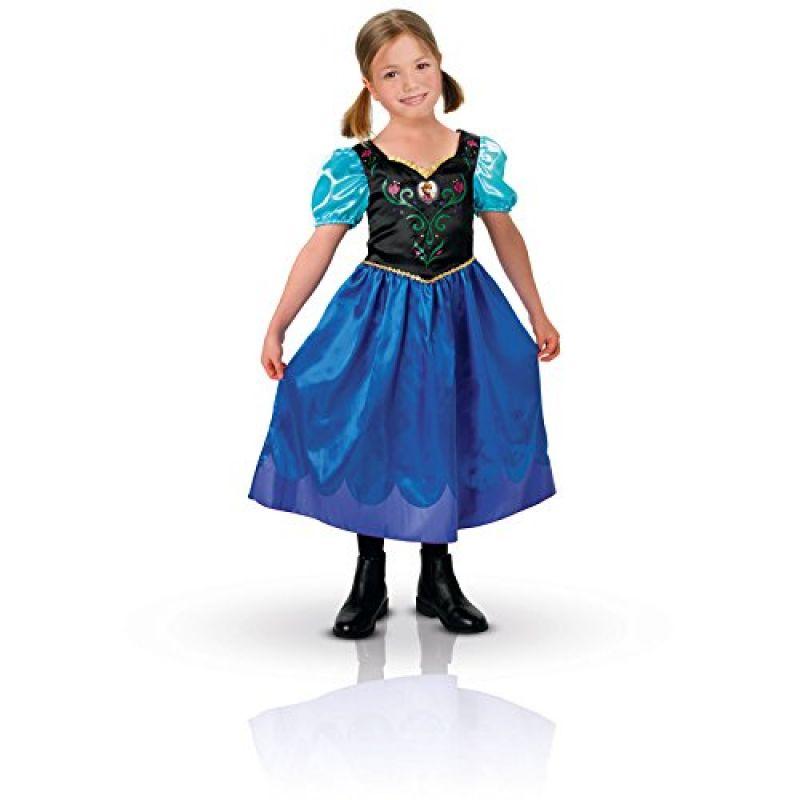 7a73f04e3184 Rubies 889543 - Kostým Frozen Anna 122 - 128. Veľkosť  128 ...