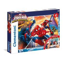 Clementoni 26938 Puzzle Spiderman App 60ks