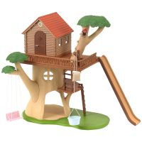 Sylvanian Families 4618 dom na strome