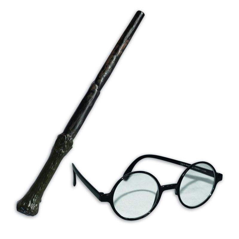 6cb8f511c Rubies 5374 Harry Potter Okuliare s palicou | Značkové detské hračky ...