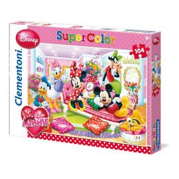 Clementoni 27888 Puzzl Minnie 104 ks