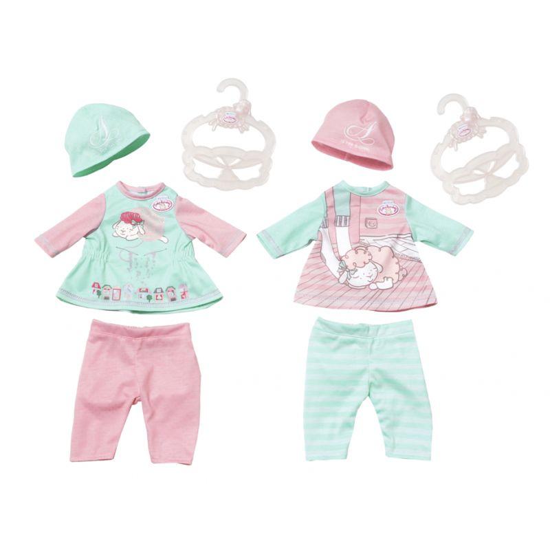 776890fa0fb6 Zapf creation Baby Annabell My First 700570 Pastelové oblečenie 36 ...