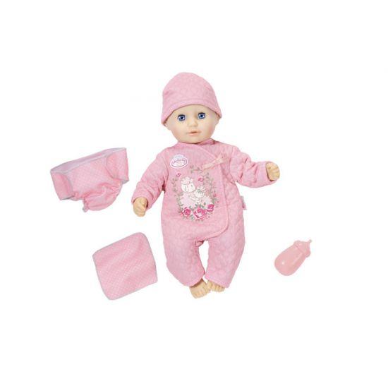 Zapf creation 702604 Baby Annabell Little Baby Fun bábika ...