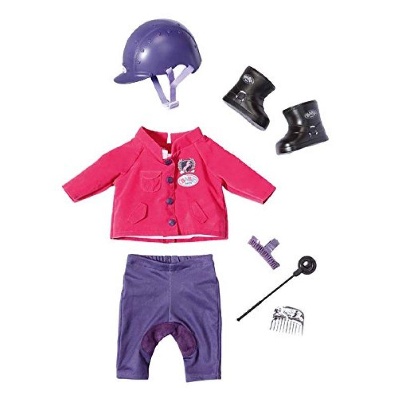 Zapf Creation Baby Born 822340 - Oblečenie jazdecká súprava ... b76475affe7