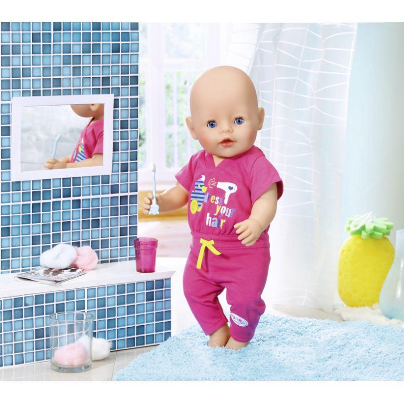 ... Zapf Creation Baby Born 823590 Pyžamko s kefkou na zuby ... 38809558340