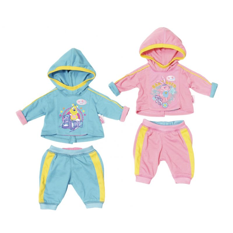 Zapf Creation 823774 Baby Born Tepláková súprava  a3db406a80d
