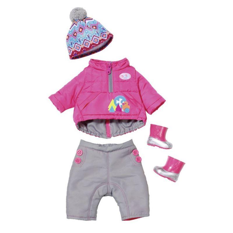 Zapf creation 823811 Baby Born Zimná súprava  5fabbedcd2a