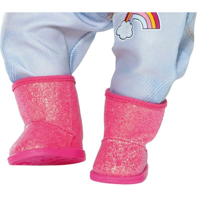 5dea3f7e4063f Zapf creation BABY born® 824573 Zimné topánky - čižmičky | Značkové ...
