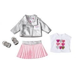 Zapf Creation 824931 Baby Born Deluxe Trendy súprava