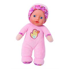 Zapf Creation Baby Born825297 Bábika First love Mini soft 18 cm