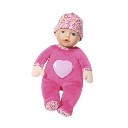 "Zapf creation BABY born ® 825327 Bábika First Love ""Svieti v tme"""